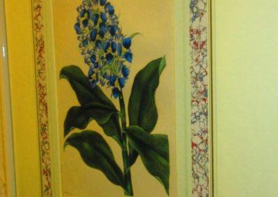 Framed botanical