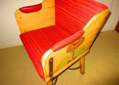 1940's Mexican chair