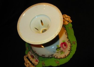 Bottom of 19th century porcelain