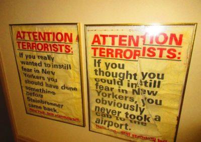 9/11 propaganda posters
