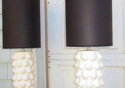 Jonathan Adler boob lamps