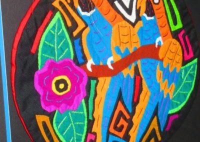 Ethnographic textile