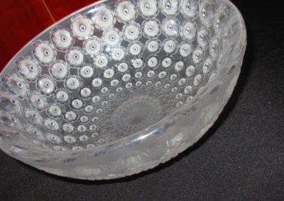 Large Lalique bowl