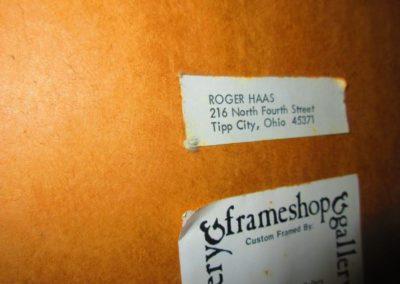 Roger Haas watercolor