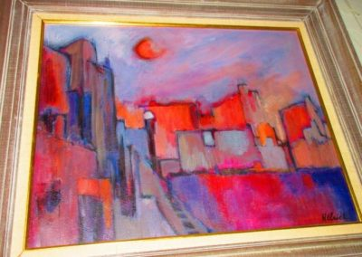 Ina Helrich original painting