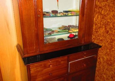 1920s medical cabinet