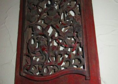 Antique Chinese carving