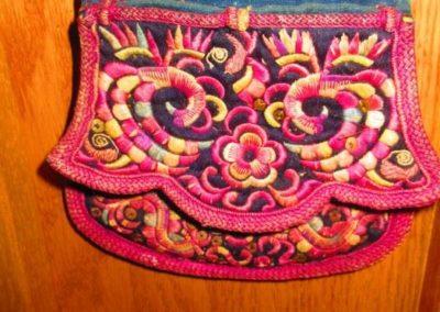 Antique Asian textile