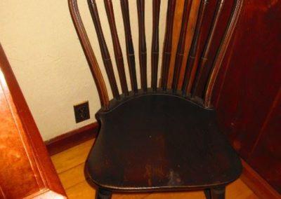Vintage Windsor side chair