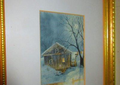 Framed Landscape