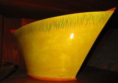 Studio Pottery Vessel by Susan Hanna