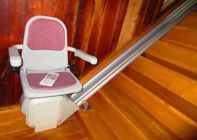 One of two are Acorn stairlifts