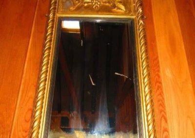 Antique mirror circa 1820s