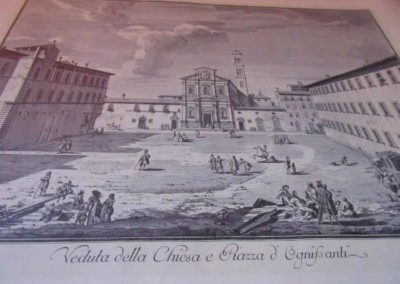 """""""Views of Florence"""" Giuseppe Zocchi 18th C., 24 plates engraved after drawings by Zocchi"""