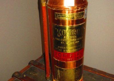 Brass Soda Fire Extinguisher