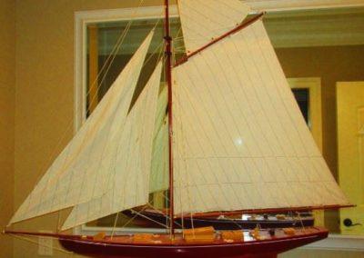 Large Scale Model Ship