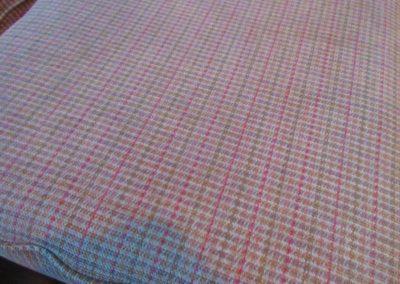 Detail of Fabric on Arhaus Sofa